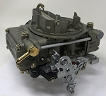 Remanufactured Holley Carburetor, 390 CFM with Electric Choke, Dichromate Finish