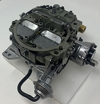 Remanufactured  Level 2 Rochester Quadrajet with Electric Choke For Later Model (1974-1978) GMC/Chevy 305