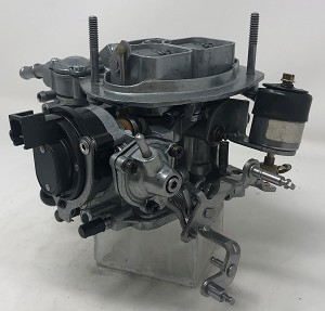 Dodge, Chrysler, Plymouth Truck, 1982, 135'-2.2L, M/T, Non-Feedback, W/Out Air Cond, W/OEM#R9582 Only, Holley-Weber-5220