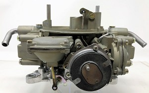 Ford Truck, 1985-1987, 351'-5.8L/460'-7.5L, M/T, Except W/OEM #R-50264 & 50402, Holley-4180