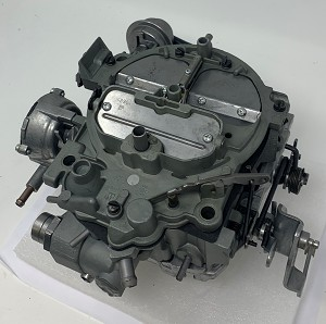 Remanufactured Level 1 Rochester Quadrajet with Climatic Choke For Later Model (1974-1978) GMC/Chevy Big Block engines (396' and higher)