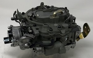 Remanufactured Quadrajet, 5.7L, Electric Choke and MerCruiser linkage