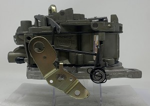 Remanufactured Quadrajet Carburetor 7.4L w/Electric Choke and OMC Linkage